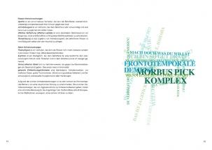 Broschüre: Demenz begreifen und lernen damit umzugehen