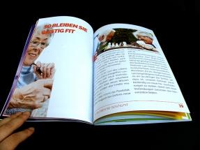 Charakter - das Lifestyle Magazin für Senioren