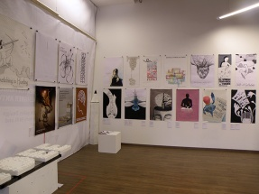 Ausstellung Pencil Mania